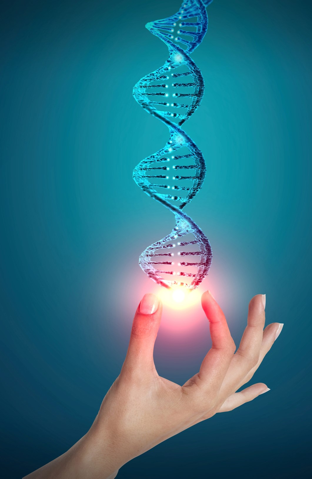 DNA - Genetic Sequencing Concept - Genome