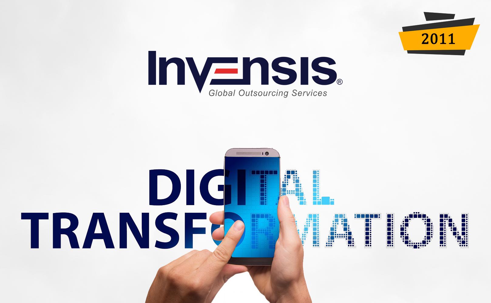 Digital Transformation of Invensis