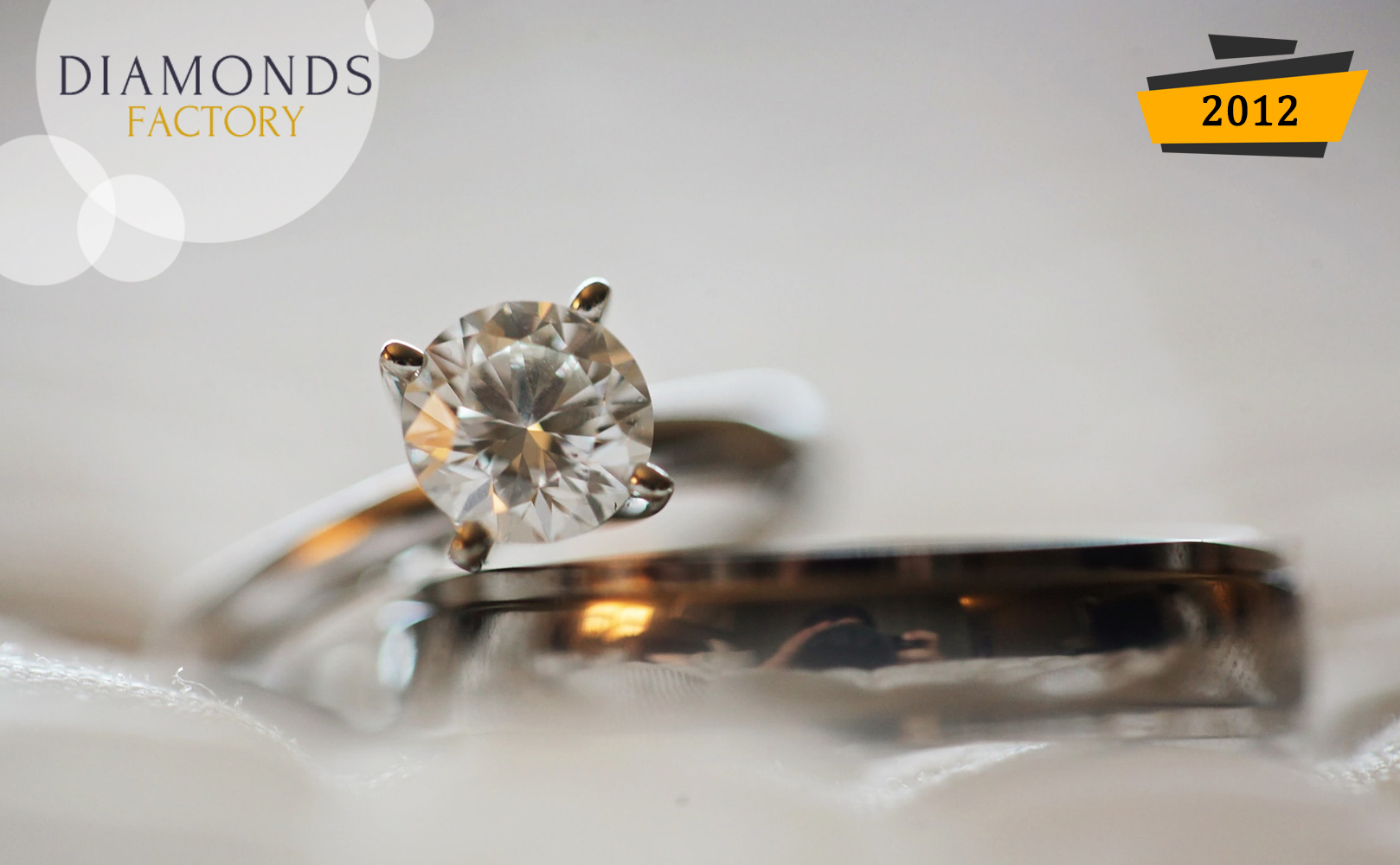 Online Sales Growth of Diamonds Factory