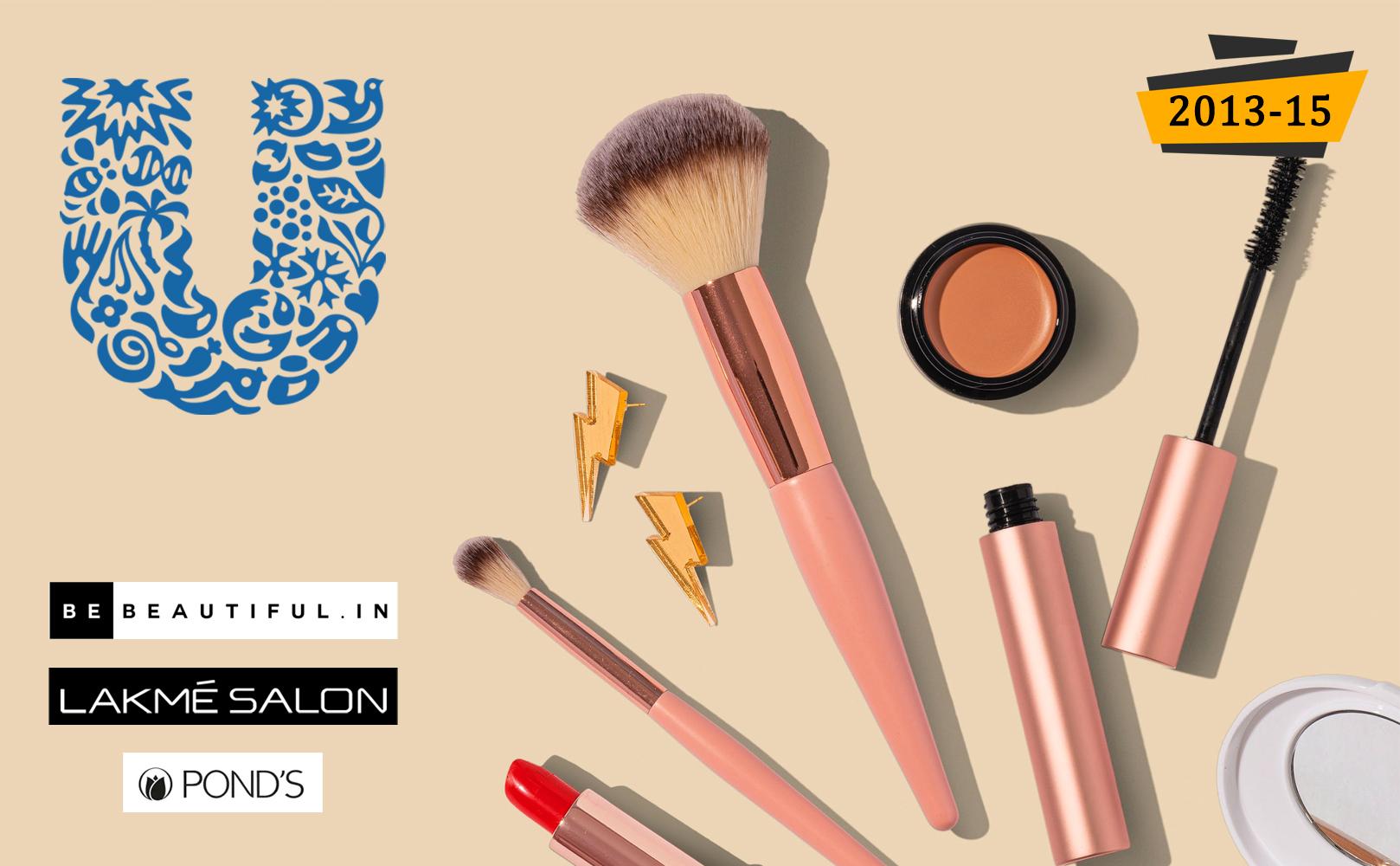 Digital Marketing for Beauty Brands of HUL